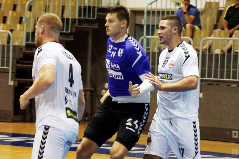 RK Maribor Branik – Csurgoi KK