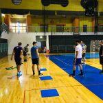 RK Maribor, trening