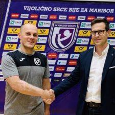 Člansko ekipo Maribora prevzema Davor Rokavec