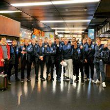 Srečno prispeli na Ferske otoke, prva tekma v petek