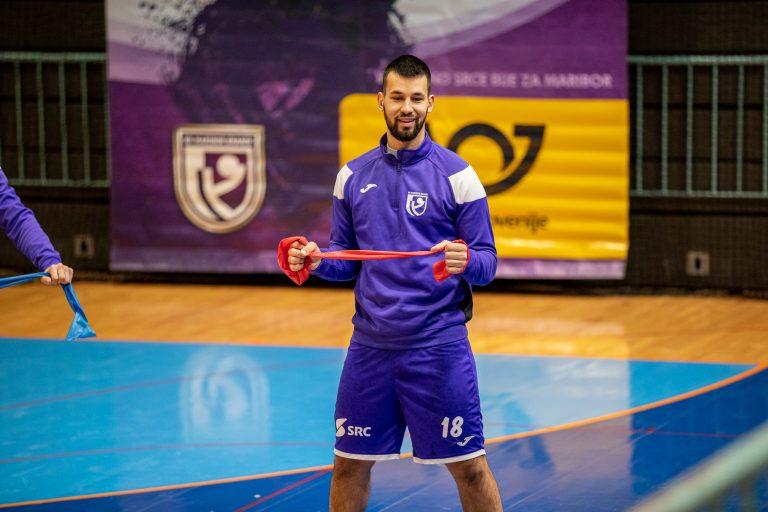 Miličević: Pred nami je zelo pomembna tekma, gremo na zmago!