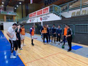 RK Maribor Branik - priprave