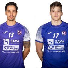 Tadej Sok in Filip Jerenec ostajata v Mariboru