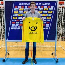 Mariborska vrata bo v novi sezoni branil Gregor Lorger