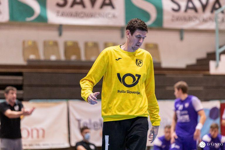 Gregor Lorger bo tudi v prihodnji sezoni branil vrata Maribora