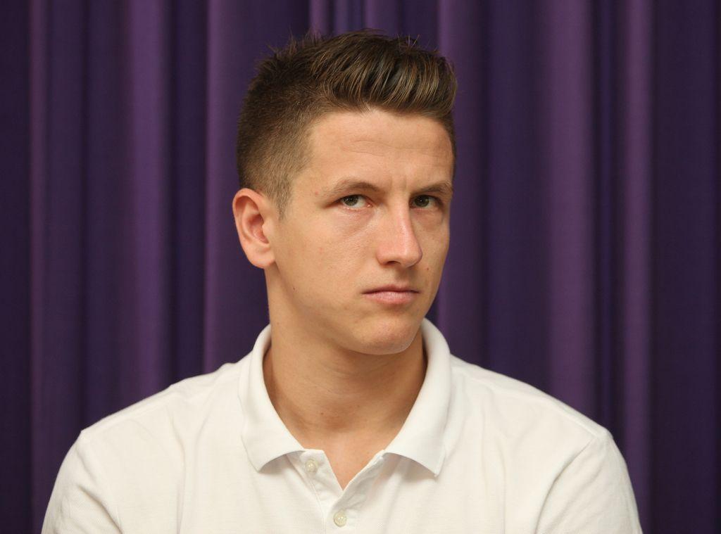 Simon Razgor: Glede na potek kariere je Maribor moj 'domač' klub