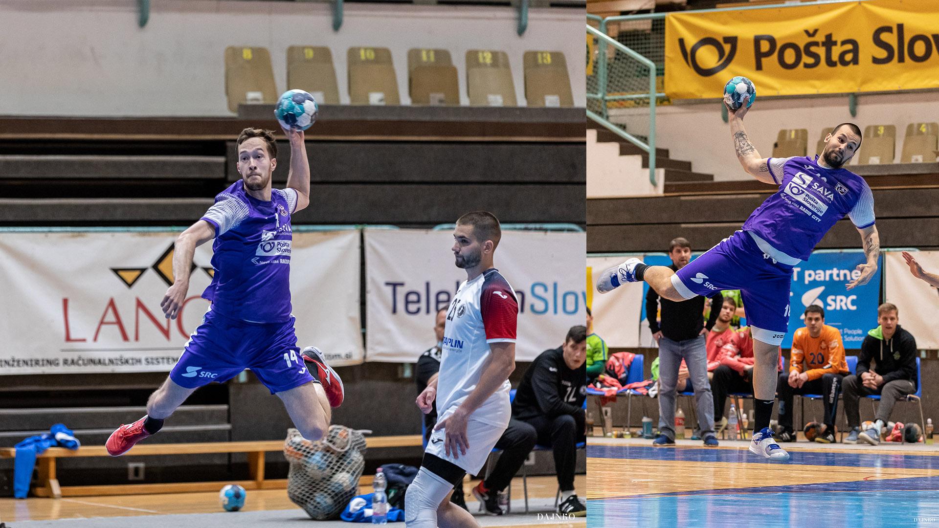 Hočevar in Miličević zapuščata Maribor