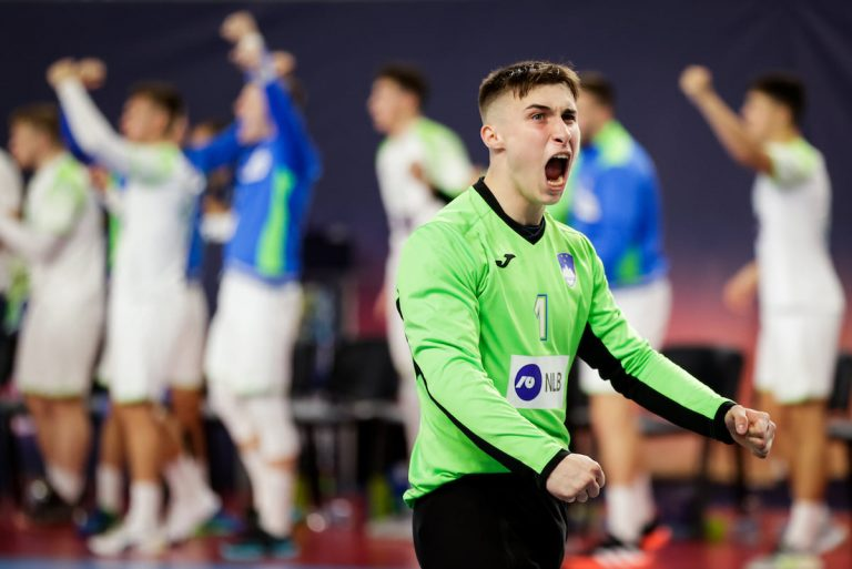 Vijoličasti na evropskem prvenstvu do 19 let – Slovenija do četrtega mesta