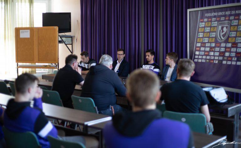 Novinarska konferenca pred novo sezono: Glavni cilj je napredek