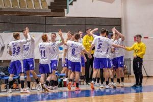 Read more about the article V petek gostujemo pri državnih prvakih